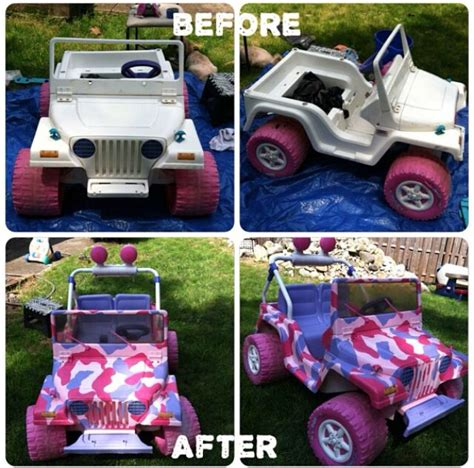 pink kids jeep 111 best power wheels images on pinterest power wheels