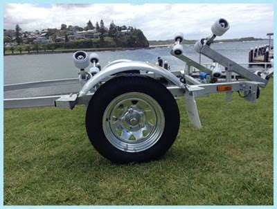 used boat trailers canberra seatrail boat trailers at manning marine in wollongong