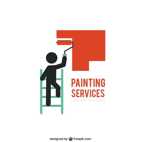 painter free painting services vector free