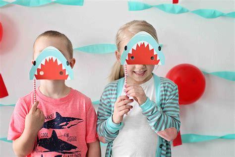 baby shark birthday boy s birthday party ideas shark party pear tree blog