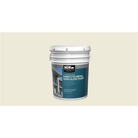 Behr Premium Plus Gal Ultra Pure White Hi Gloss Enamel Interior Exterior