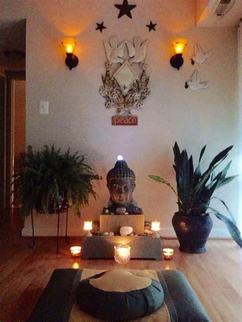 meditation space yoga studio ideas  design