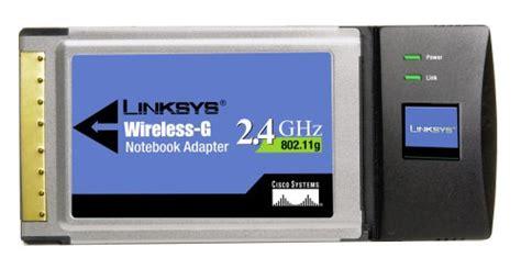 Linksys 802 11b G Cardbus Wireless Laptop Adapter linksys wireless g notebook adapter wpc54g network adapter cardbus 802 11b 802 11g