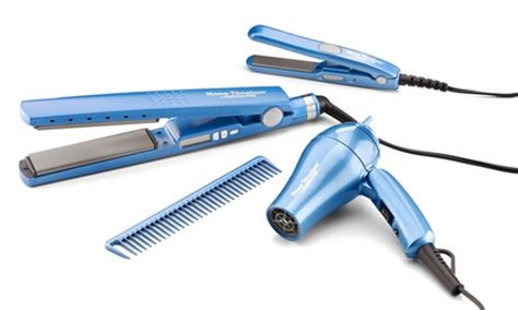Babyliss Hair Dryer Groupon babyliss travel hair tools 5pc groupon goods