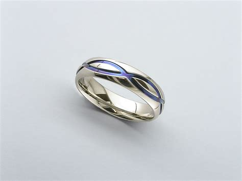 Wedding Rings Infinity Band by Infinity Ring Infinity Wedding Band Zirconium Wedding Band