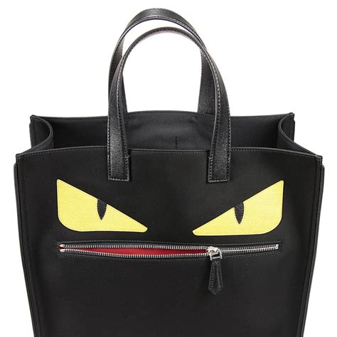 Fendi Woven Tote Supporting American Forests by Lyst Fendi Handbag In Black For