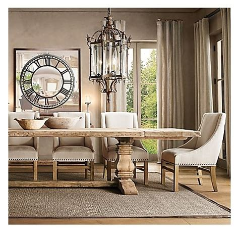 home decor hardware restoration hardware dining room dining room pinterest