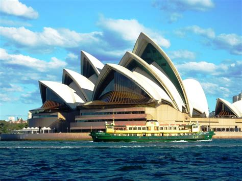 australia opera house sydney opera house