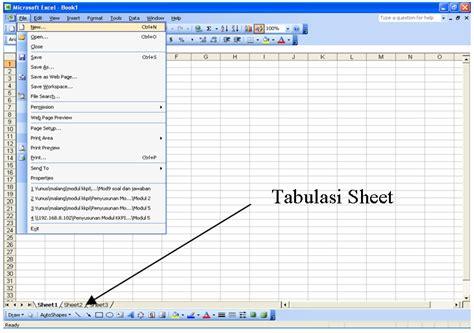 membuat tabel menu html membuat tabel kerja baru di excel ciberr komputer