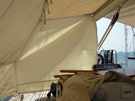 Sailboat Sun Awnings by Boat Sun Awning Design Followtheboat