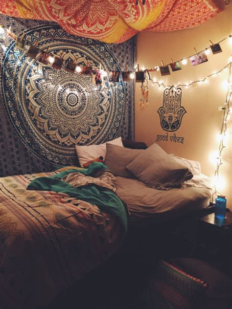 hippie teenage bedroom ideas 10 233 l 233 ments pour une chambre inspiration tumblr evil