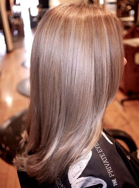 can low lites be used with grey hair 20 stylish designs to have silver and white hair women