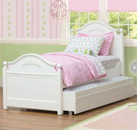 twin bed girls decorating a girl s bedroom style at home simple style