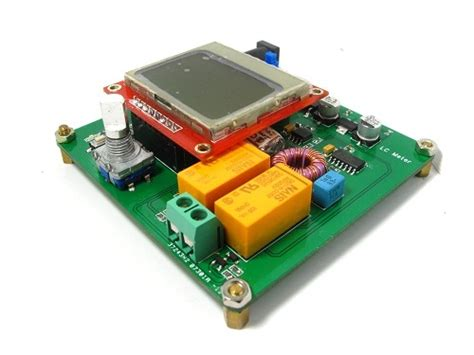 lc meter arduino uno opensource arduino lc meter prototyping itead intelligent systems