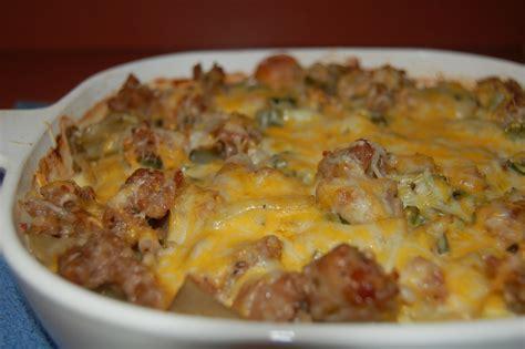 sausage potato bake sarah rae vargas