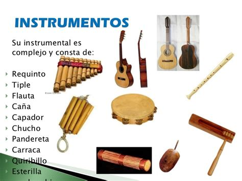imagenes de instrumentos musicales andinos musica andina colombiana