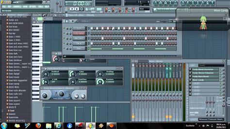 tutorial fl studio 9 como hacer y guardar un loop de rap en el fl studio 9