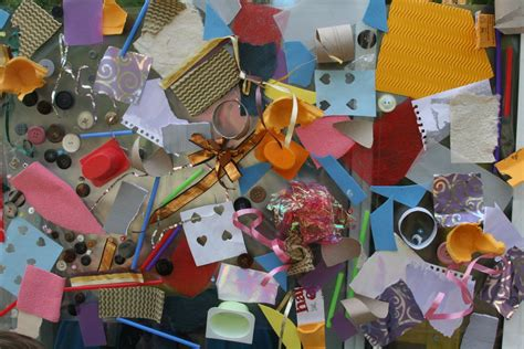Paper Craft Materials - contact paper recycled sculpture the imagination tree