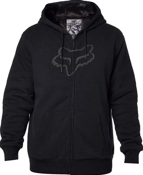 Zipper Hoodie Thor Mx 3 Anime fox racing mens black konstant sasquatch zip up hoody hoodie hooded sweater ebay