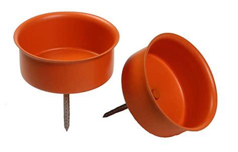 kerzenhalter orange teelicht kerzenhalter 40 mm orange teelichtstecker