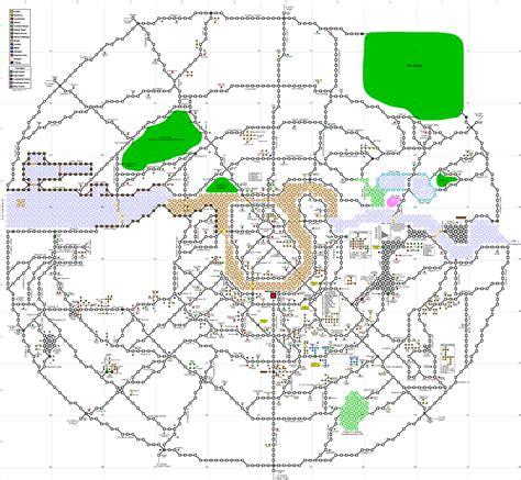 discworld map discworld mud atlases