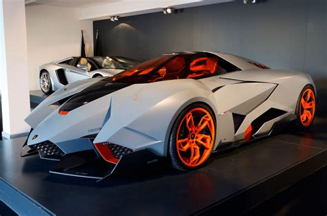 what is a lambo lamborghini egoista finds its home at the museum
