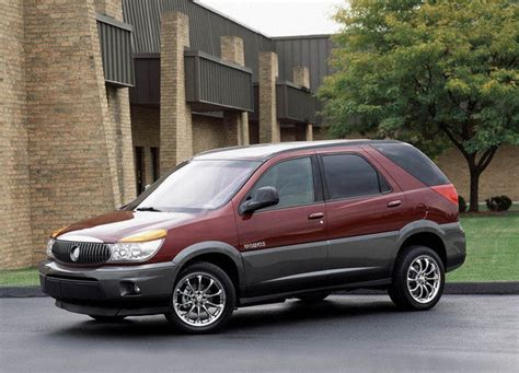 buick rendezvous pictures car review  top speed