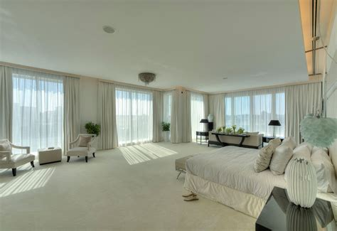 large bedrooms large bedroom the reserve luxury villas in al barari dubai