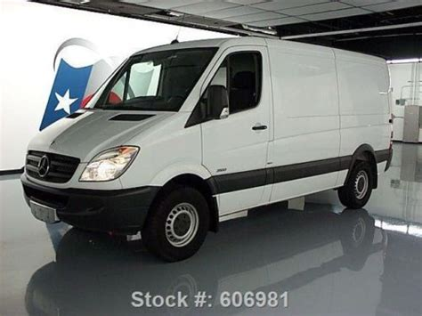 auto body repair training 2011 mercedes benz sprinter 2500 security system find used 2011 mercedes benz sprinter 2500 cargo diesel high roof texas direct auto in stafford