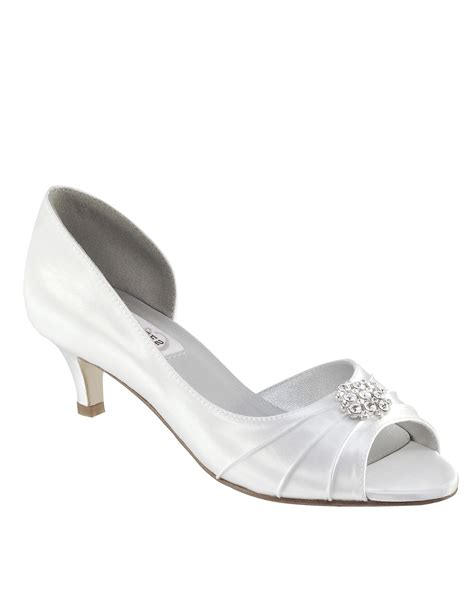 Brautschuhe Niedriger Absatz by Dyeables Shoes Style 75 00 Wedding