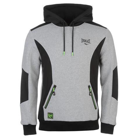 Hoodie Logo Everlast 1 everlast mens premium the hoody oth hoodie hooded top sleeve zip ebay