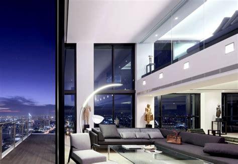pano amazing penthouse  bangkok thailand adorable home