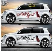Car Sticker Garland Body Stickers