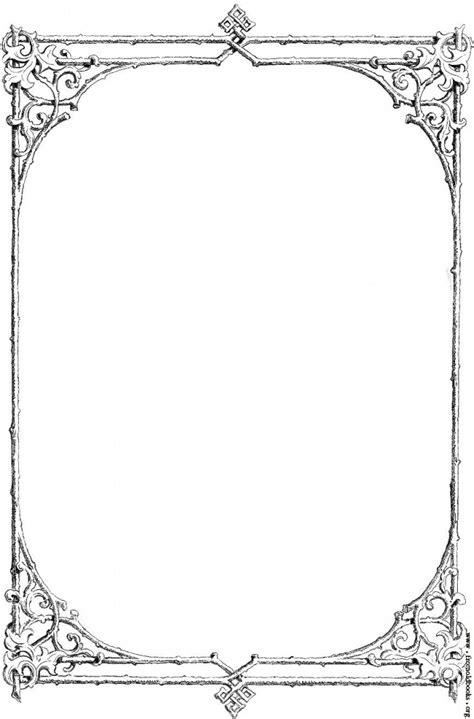 Free Obituary Cliparts Borders Download Free Clip Art Free Clip Art On Clipart Library Free Clip Templates