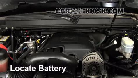 2002 cadillac battery replacement battery replacement 2007 2014 cadillac escalade 2008