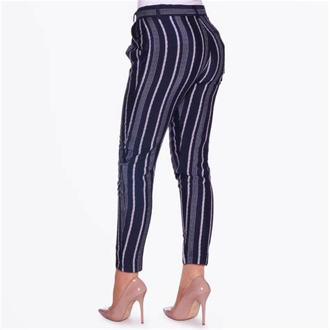 Soft Trouser Pant berlipr stripe soft trousers for