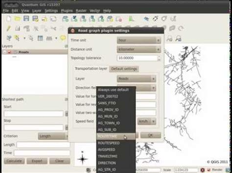 qgis routing tutorial using the qgis python plugin builder funnydog tv