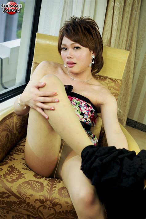 Pantyhose Newhalf Japan Shemale