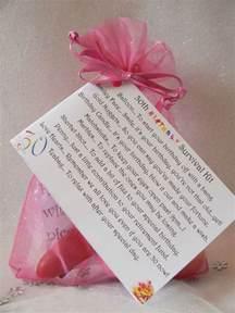 Special Friend 30th Birthday Card Best 25 Birthday Survival Kit Ideas On Pinterest