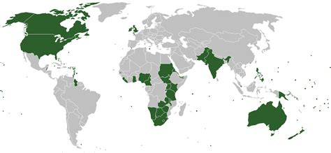 countries where speak file as official language map png