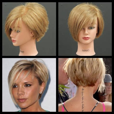 do it yourself hair cuts for women victoria beckham inspired haircut tutorial thesalonguy