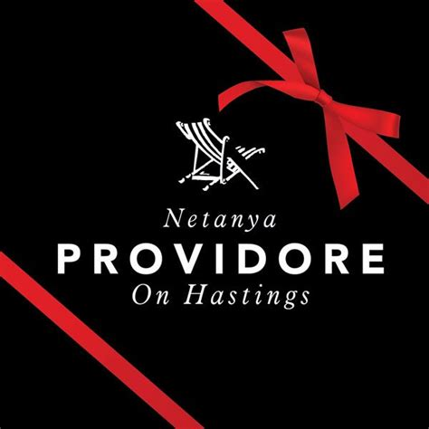 Hastings Gift Card - gift voucher providore on hastings