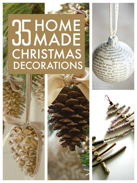 home made decor 25 unique decorations to make ideas on