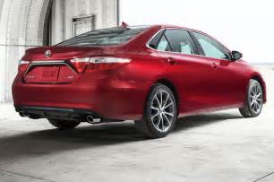 Toyota Camry Xse 2015 2015 Toyota Camry Xse Rear Side View Photo 14