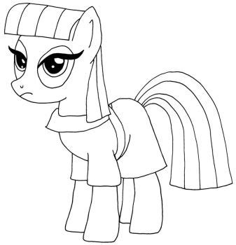 my little pony cheerilee coloring pages my little pony coloring pages by elfkena on deviantart