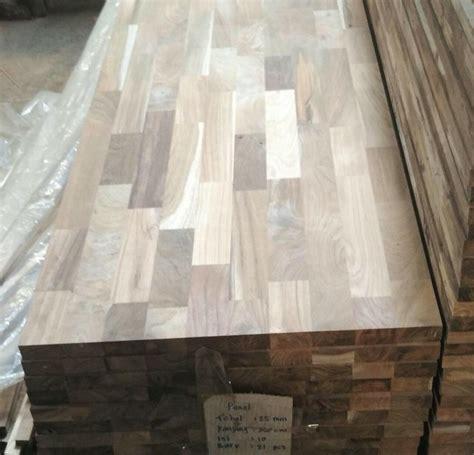 Ranjang Kayu Jati Di Tangerang jual fjl finger joint laminated papan kayu jati harga