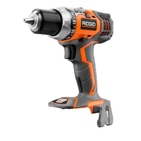 ridgid 18 volt x4 compact cordless drill console tool
