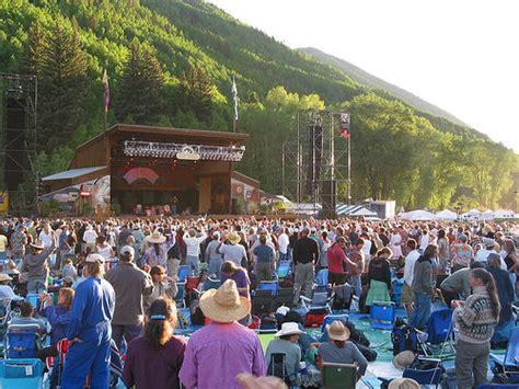 telluride bluegrass festival initial 2010 lineup live