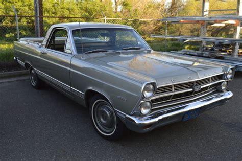 390 fairlane stock california survivor car sleeper