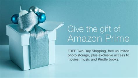 Amazon Prime Gift Card Deal 2015 - give the gift of an amazon prime membership the perfect last minute gift idea ftm